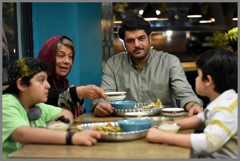 سام درخشانی,سام درخشانی در پاستاریونی,پاستاریونی,بیتا منصوری,تهیه کننده پاستاریونی
