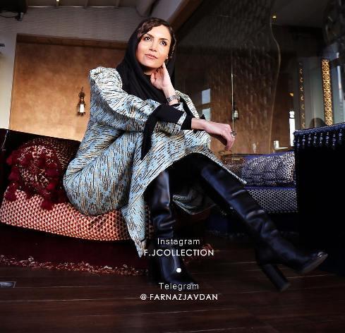 عکس تبلیغاتی سامیه لک