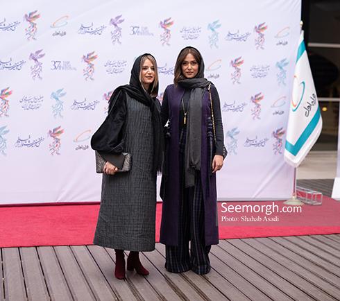 مدل مانتو,مدل مانتو در افتتاحیه جشنواره فیلم فجر,مدل مانتو در افتتاحیه جشنواره فجر 97 - ستاره پسیانی