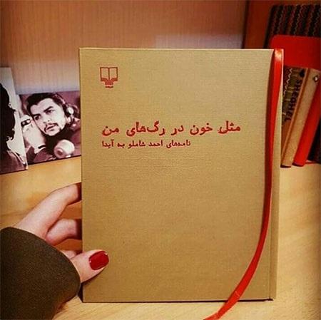 نامه عاشقانه,شعر عاشقانه,کتاب عاشقانه,نامه عاشقانه ایی که کتاب شد,کتاب نامه های عاشقانه