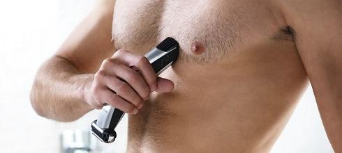 اصلاح موی بدن برای مردان