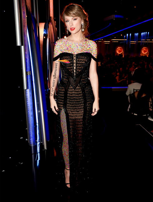 مدل لباس,مدل لباس در گلدن گلوب 2019,بهترين مدل لباس,بهترين مدل لباس در گلدن گلوب 2019,مدل لباس هاي برتر در گلدن گلوب 2019 Golden Globes - تيلور سويفت Taylor Swift