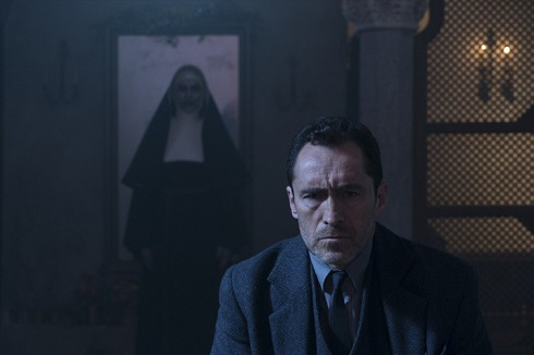 نقد فیلم ترسناک راهبه The Nun