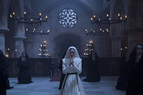 فیلم ترسناک راهبه The Nun