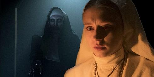 فیلم راهبه The Nun در ژانر وحشت