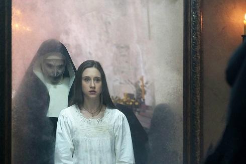مروری بر فیلم ترسناک راهبه The Nun