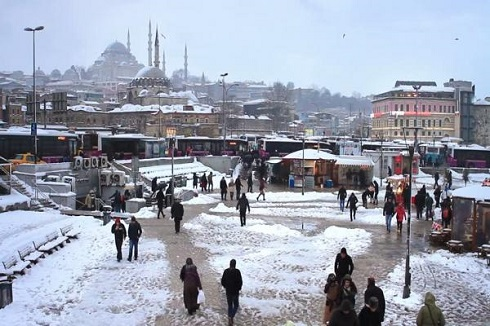 سفر به استانبول,سفر به ترکیه,دیدنی های ترکیه,دیدنی های استانبول,غذاهای محلی استانبول,سفر به ترکیه در زمستان