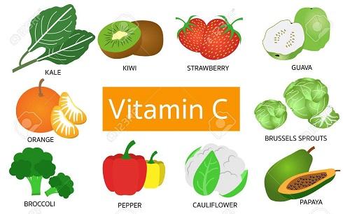 منابع ویتامین ث