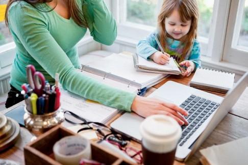 کار در منزل,کار کردن در منزل,پیشنهاداتی برای کار کردن در منزل,7 پیشنهاد شغلی جهت کار در منزل برای خانم ها