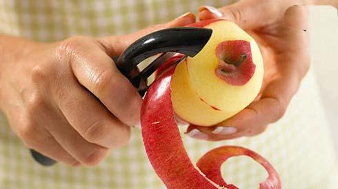پوست سیب