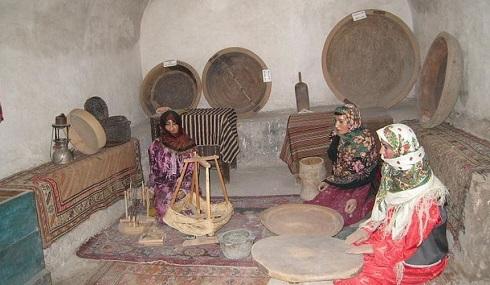 لباس های محلی بانوان اردبیل