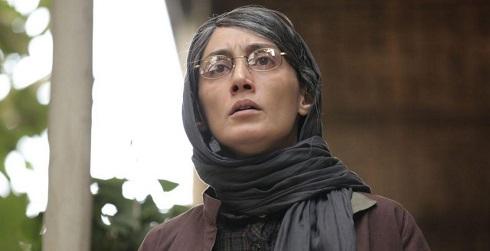 هدیه تهرانی در فیلم «آشغال های دوست داشتنی»