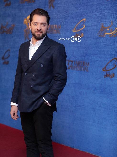 بهرام رادان در جشنواره فجر 97 برای اکران فیلم «آشفته گی»