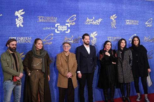حضور عوامل فیلم «آشفتگی» در سی و هفتمین جشنواره فجر