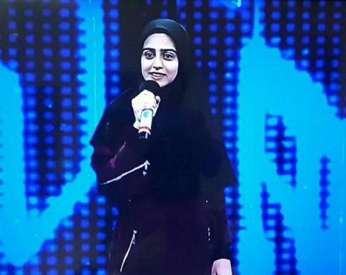 """شيوا رضوي پور شرکت کننده مسابقه """" عصر جديد"""""""