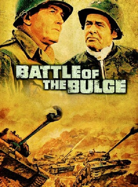 تهاجم آردِن Battle of the Bulge