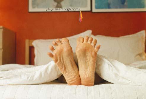استراحت براي کمر درد