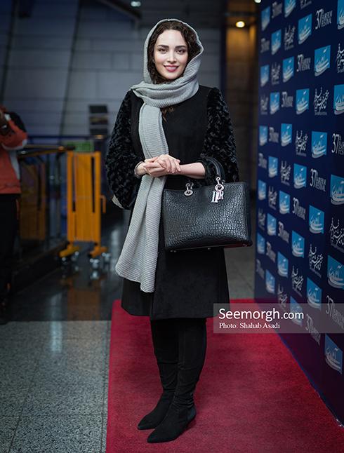 جشنواره فیلم فجر,عکس جشنواره,بهنوش طباطبایی