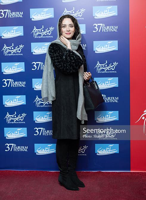 جشنواره فیلم فجر,عکس جشنواره,بهنوش طبابایی,جواد عزتی,پژمان جمشیدی,پردیس احمدی