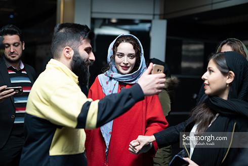 جشنواره فیلم فجر,عکس های جشنواره فیلم فجر,فرش قرمز جشنواره فیلم فجر,روز چهارم جشنواره فیلم فجر,بهنوش طباطبایی