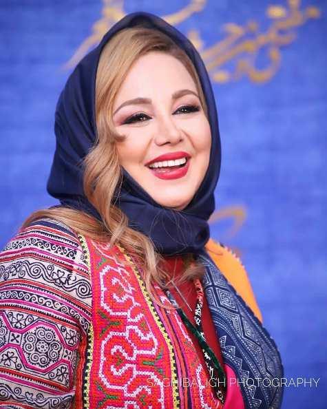 عکس های بهنوش بختیاری در جشنواره فیلم فجر