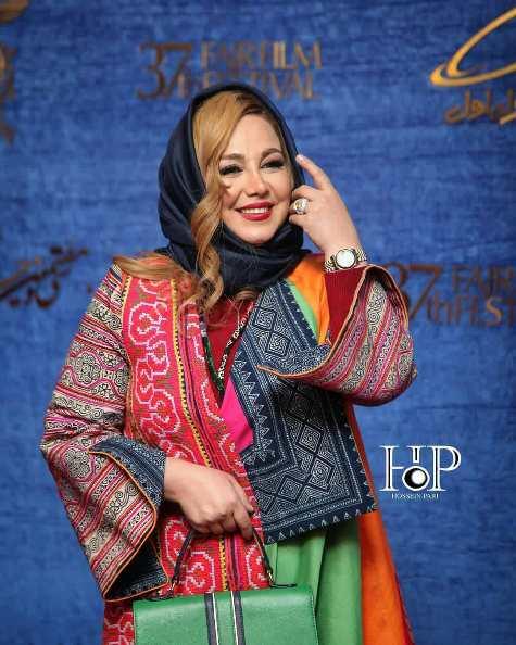 عکس جدید بهنوش بختیاری در جشنواره فیلم فجر