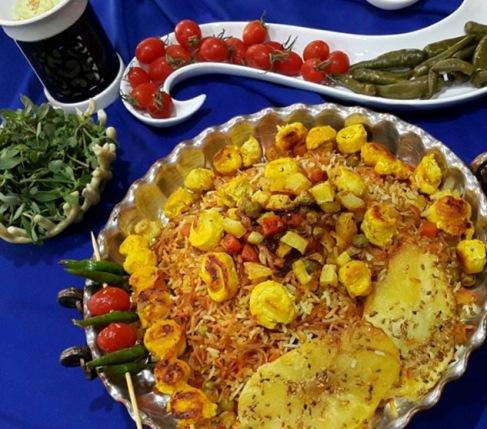 chiken beryoni - طرز تهیه بریانی مرغ، یک خوراک خوشمزه و متفاوت