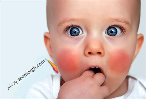 دندان در اوردن کودک