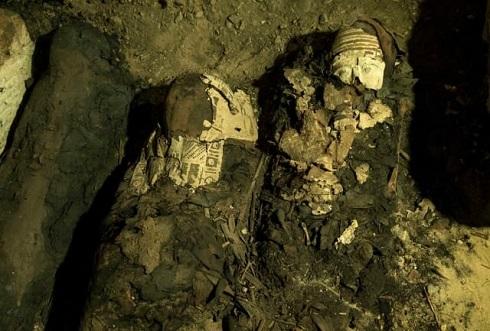 کشف اجساد مومیایی,مومیایی چند هزار ساله در مصر,اجساد مومیایی در مصر,مومیایی دوره فراعنه