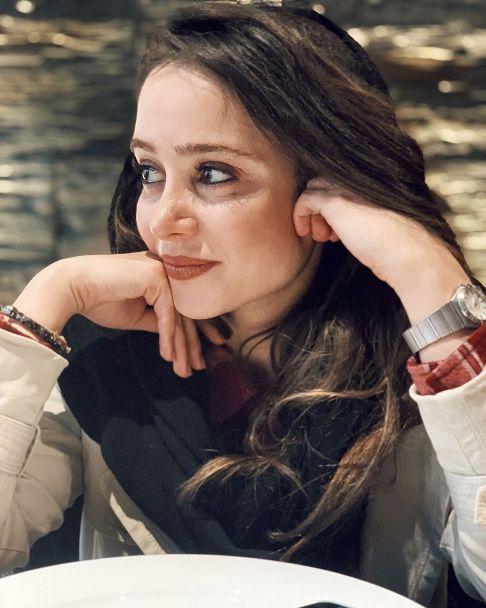 عکس چهره الناز حبیبی