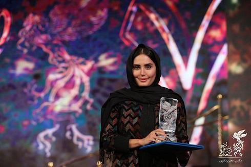بهترین بازیگر نقش اول زن جشنواره فجر 97، الناز شاکردوست