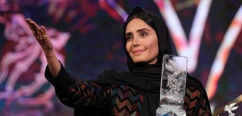 الناز شاکردوست برنده سیمرغ بهترین بازیگر نقش اول زن جشنواره فجر 97
