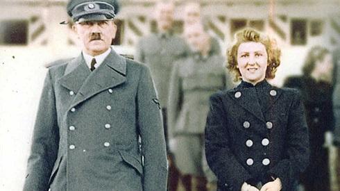 هیتلر و معشوقه اش