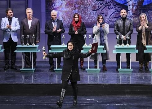 حرکات جالب برندگان جشنواره تئاتر فجر
