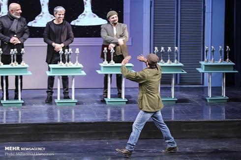 مصطفی کولیوندی در جشنواره تئاتر فجر