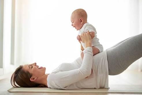 کوچک کردن شکم,کوچک کردن شکم بعد از زایمان,روش های کوچک کردن شکم بعد از زایمان