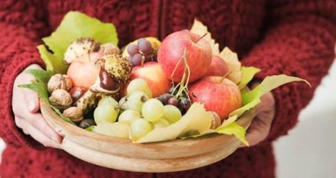 یک سبد میوه