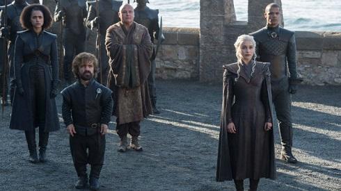 سريال «بازي تاج و تخت» (Game Of Thrones)