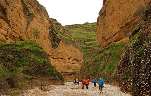 سفر به کول خرسان در دزفول