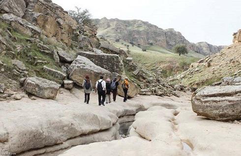 سفر به دره ارواح در شهر دزفول