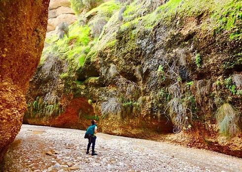 سفر به دره «کول خرسان» «دره ارواح» دزفول