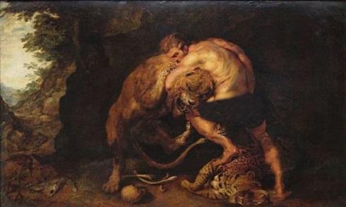 شیر نیمیایی (Nemean Lion)