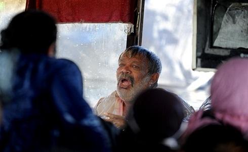 حسن پورشیرازی در فیلم «قسم»