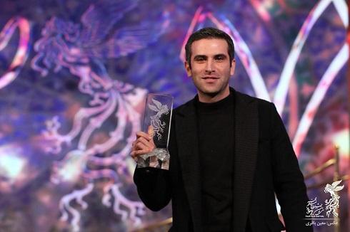 بهترین بازیگر نقش اول مرد جشنواره فجر 97، هوتن شکیبا
