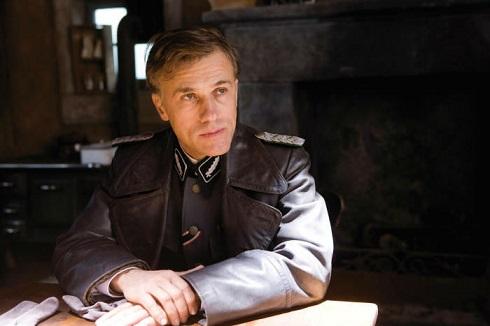 کریستوف والتس در فیلم «حرامزاده های بی شرف» (۲۰۰۹)