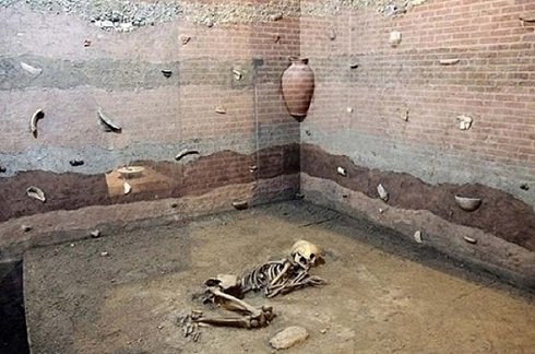 """قلعه """"بوینی یوغون"""" تاریخ رازآلود 4000 ساله"""