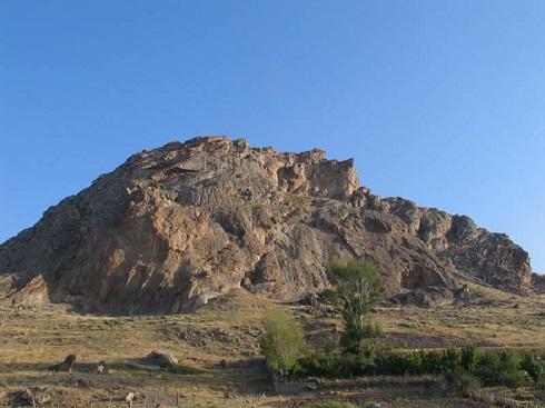 قلعه باستانی بوینی یوغون