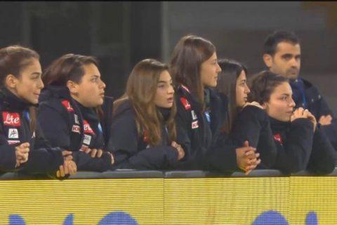 دختران توپ جمع کن در سری آ ایتالیا