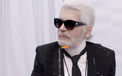 کارل لاگرفلد,کارل لاگرفلد Karl Lagerfeld طراح مشهور برند شنل Chanel درگذشت