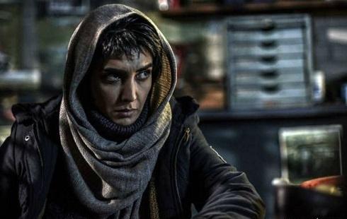 ليلا زارع در فيلم سينمايي «معکوس»